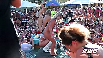 Beach Party Brought Youth A Sea Of Group Public Sex